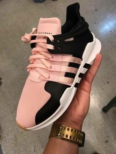 692a861f17725 shoes adidas pink and black pink black adidas shoes