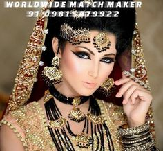 ~~ 91-09815479922 With the Firm and Prosperous hands of GOD, Marriages are made…