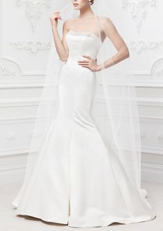 10 Affordable Wedding Gowns Under $1,000 - Truly Zac Posen for David's Bridal from #InStyle
