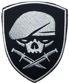 Delta Force COD Call of Duty Operational Detachment aufnäher hook-and-loop patch