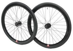 Retrospec Bicycles Mantra Fixed-Gear/Single-Speed Wheelset with 700 x 25C Kenda Kwest Tires and Sealed Hubs - $119.99