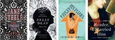 "New books include ""Reader, I Married Him: Stories Inspired by 'Jane Eyre.' """