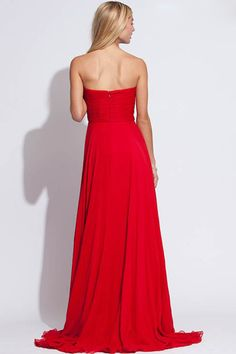 2014 Sweetheart Prom Dresses Fitted And Pleated Bodice A Line Court Train