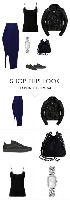 """""""Без названия #1714"""" by newyorkstylrer ❤ liked on Polyvore featuring Vans, Valentino and Chanel"""