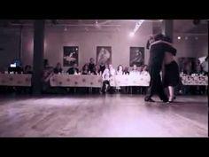 ▶ Eva Garlez & Pablo Rodriguez, QUE FALTA QUE ME HACES, Miguel Calo con Alberto Podesta - YouTube