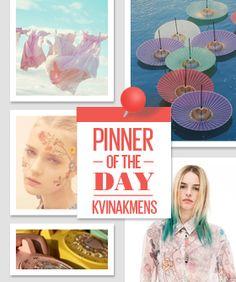 Kristen Vinakmens  http://pinterest.com/kvinakmens/  http://www.refinery29.com/pinterest-kristen-vinakmens