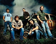 Randy Rogers Band (6 times) Bass Player, Jon Richardson, is my first cousin