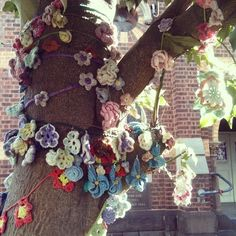 In Melbourne Australia I 24 Incredible Yarnbombs From Around The World