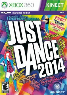 Just Dance for the Wii / Amazon.com: Just Dance 2014 - Nintendo Wii: Video Games