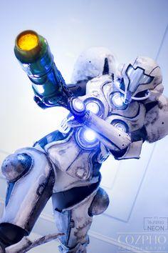 Samus (Metroid Prime) by Its-Raining-Neon.deviantart.com