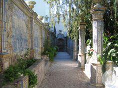 Garden of Tiles, Paço do Lumiar- Lisboa  -  Portugal
