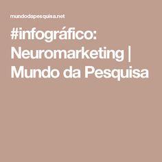 #infográfico: Neuromarketing | Mundo da Pesquisa