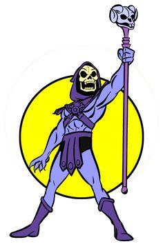skeletor avatar by *AlanSchell