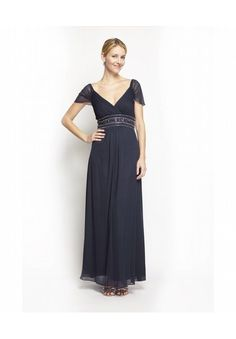 Plus Size Endless Evening Dress