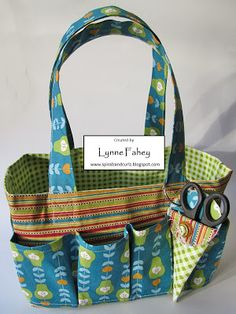 Stampin Up Demonstrator - Lynne Fahey (Spiralz and Curlz): Orchard Harvest Tote Bag.....