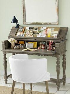 I like this desk!
