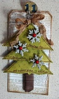O Christmas Tree Tag
