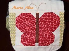 almofada patchwork flor - Pesquisa Google