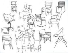 Chairs by Mon dieu!