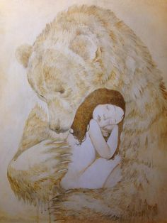 Calin par Lucy Campbell