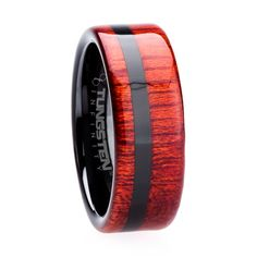 Bloodwood Black by Tungsten Infinity