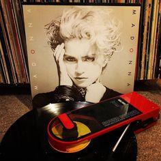 #madonna #vinyl #vinyljunkie #vinylclub #vinylrecords #vinylstagram #recordcollection #instavinyl #vinyloftheday #music #vinylporn #nowspinning #recordoftheday #vinylcollection #vinylcollector #vinyladdict #record #art #cover #coverart #recordcover #recorddeck #recordplayer #turntable #soundburger #audiotechnica by vinyl_burger