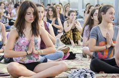 Discover Israel's booming yoga scene, from regular workshops organised in cities to yoga retreats in the depths of the desert.