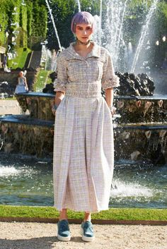 Chanel's Cruise Collection 2012- Marie Antoinette Chanel