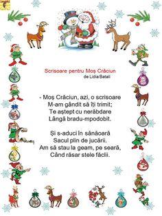 Craft Activities For Kids, Winter Activities, Projects For Kids, Emotions Activities, Preschool Christmas Crafts, Kids Poems, Christmas Books, Kids Reading, Kindergarten Worksheets