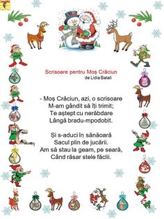 Preschool Christmas Crafts, Preschool At Home, Emotions Activities, Christmas Books, Kids Reading, Baby Play, Kids Education, Nursery Rhymes, Pre School