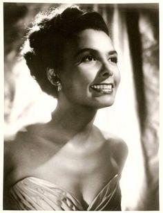 African American Bride, inspiration: Lena Horne