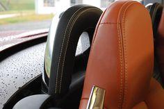 NC Roadster Miata MX-5 Leather cover