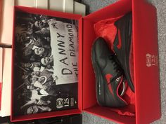 Main Picture of: Air max 1 Hyperfuse Arsenal 125years