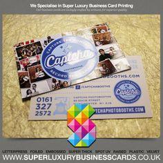 Luxury Business Cards, Spot Uv, Letterpress, Artisan, Day, Crafts, Manualidades, Letterpress Printing, Letterpresses