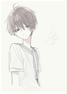Free Anime, Little Sisters, Drawing Reference, Manga Art, My Drawings, In This World, Boys, Artist, Pictures