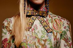 Backstage at the Gucci Men's Spring Summer 2017 Fashion Show