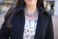 statement necklace by @rebekah price @SUCCARRA