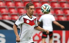 Nominado al Balón de Oro Adidas: el lateral alemán, Philipp Lahm.