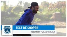 Test de Cooper   Entreno del día