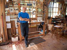 Kurt Meyer | Woodworker Shelburne Falls, MA