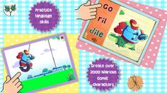 • Practice their writing skills in a fun way!  • learn how to spell words