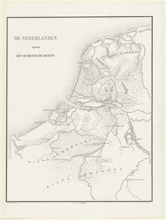 Historical Maps, Low Country, Holland, Fries, Posters, History, Rome, The Nederlands, Historia