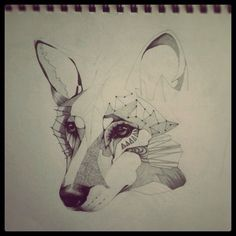 desenhos tumblr lobo - Pesquisa Google