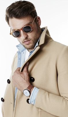 Fifth Man @rohanmac wearing our White and Tan Timepiece. Sign up for yours today at www.thefifthwatches.com