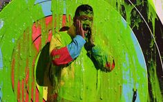 Russell Wilson Gets Slimed And Dances On Stage As Host Of 2015 Kids' Choice Sports Awards | Seattle Seahawks