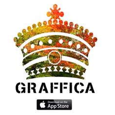 If you use Graffica to edit the image and post it on Instagram, Twitter and Facebook, make sure to put the hashtag #GrafficaApp !