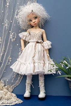 Tiger Lily 3  - Beautiful and adorable doll by Kaye Wiggs