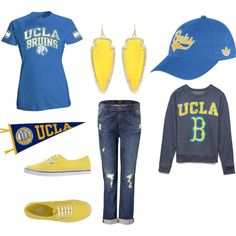 UCLA Bruins Game Day Style