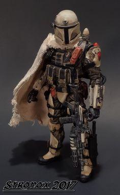 Star Wars: Tactical Mandalorian