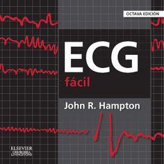 """Considerada como la mejor guía de introducción al electrocardiograma (ECG) y aclamada por la revista British Medical Journal como un """"clásico de la medicina"""", ha sido elegida por generaciones de estudiantes de medicina, residentes y profesionales de enfermería que requieren un conocimiento claro y básico sobre el ECG. http://tienda.elsevier.es/ecg-facil-pb-9788490226858.html"""